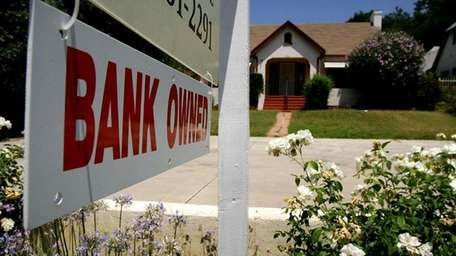 Amid an increase in foreclosures on FHA-backed loans,