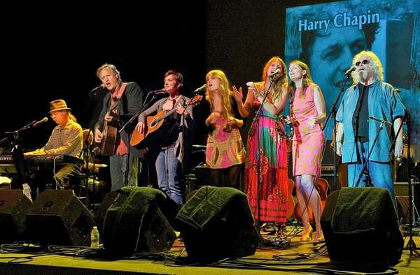 The Chapin Family will perform together in concert