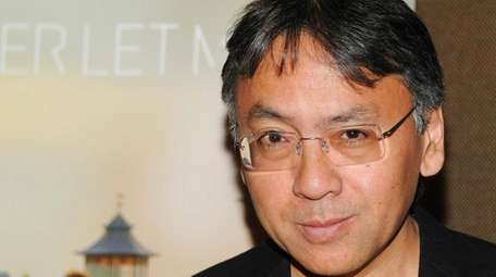 Author Kazuo Ishiguro attends a screening of