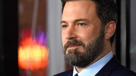 Ben Affleck discussed his alcohol problem as early