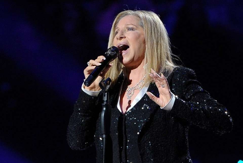 It felt like a homecoming as Barbra Streisand