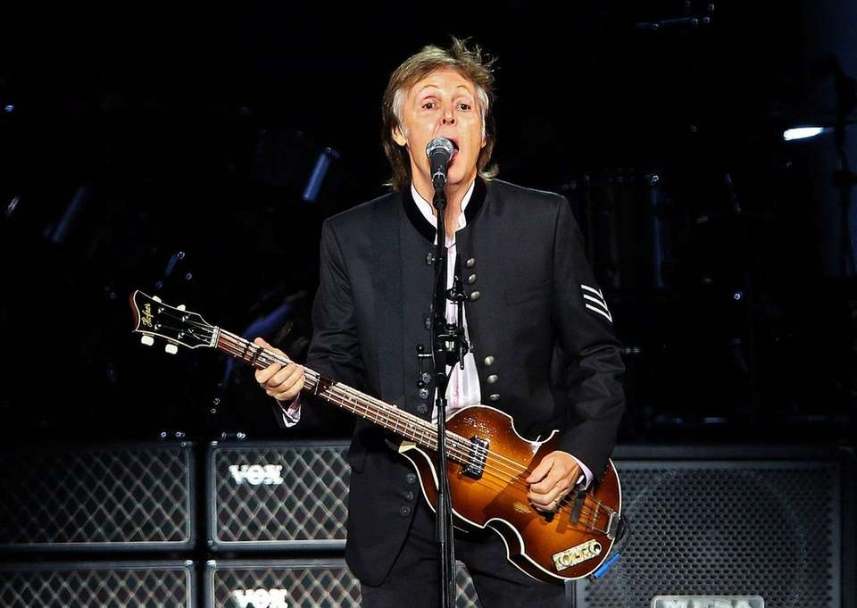 Paul McCartney packed the best of nearly six