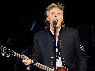 Paul McCartney plays the Coliseum on Sept. 26,