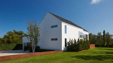 The owner of this Bellport home installed a