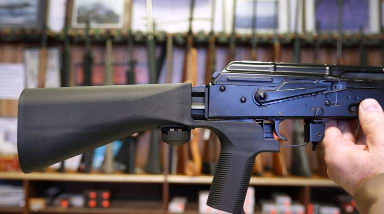 The National Rifle Association indicated it would favor