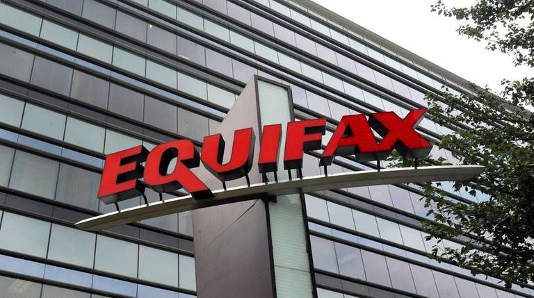 Equifax offices in Atlanta. Its massive database breach
