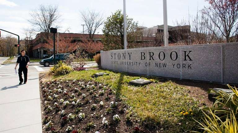 Stony Brook University and other SUNY campuses on