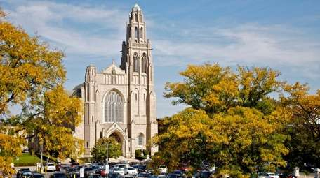 St. Agnes Cathedral in Rockville Centre, the seat