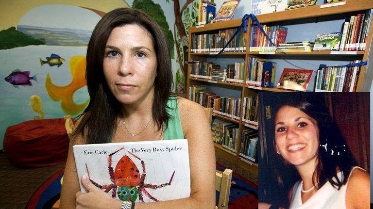 Composite Image: Erin Jackman, sister of Brooke Jackman,