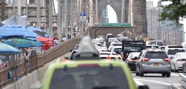 Congestion pricing would likely bring tolls to the