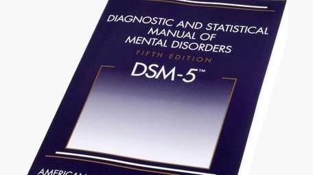 The Diagnostic and Statistical Manual of Mental Disorders,