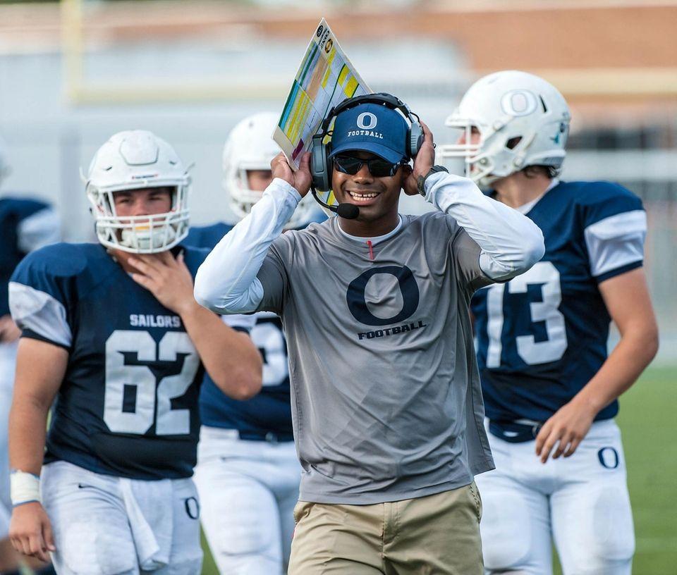 Oceanside High School boy's football team Head Coach