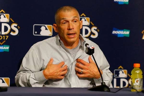 Manager Joe Girardi of the New York Yankees