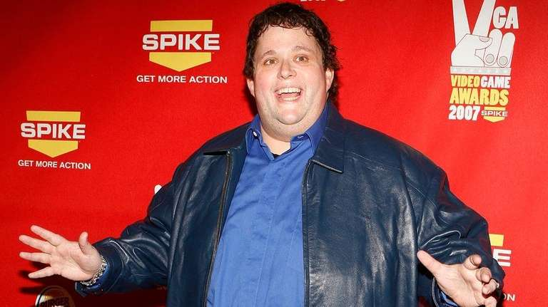 Ralphie May in 2007. The comedian died at