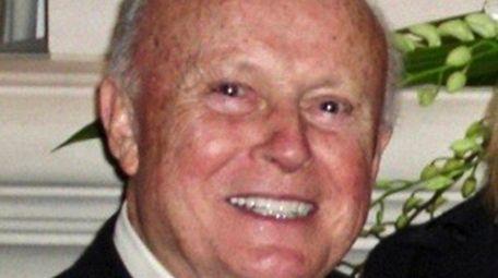 Robert McKay in 2011. The designer of the