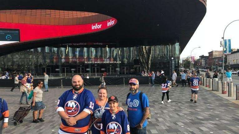 Islanders fans shared their thoughts about Barclays Center
