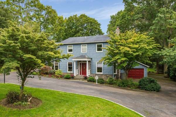 The 0.94-acre Glen Cove property includes a renovated