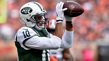 New York Jets wide receiver Jermaine Kearse (10)