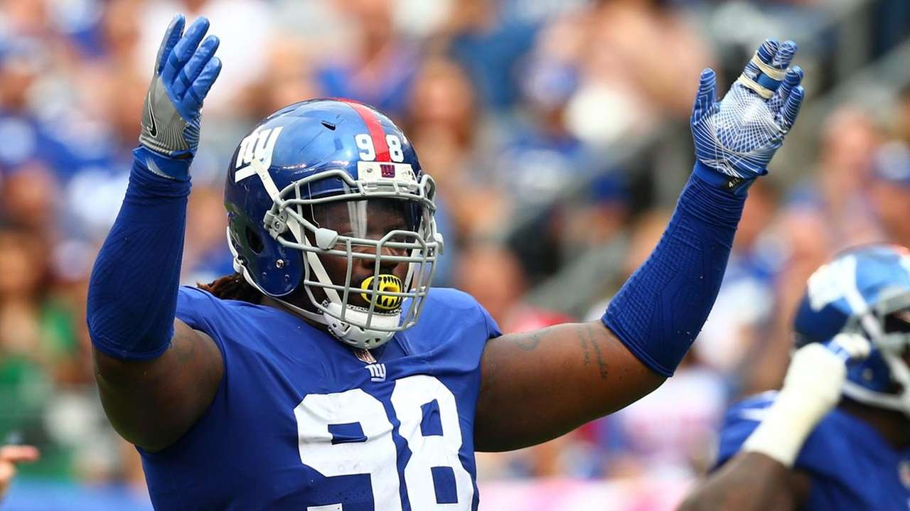giants� damon harrison disappointed by pro bowl snub newsday