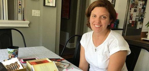 Erin Debrich, seen here in her Garden City