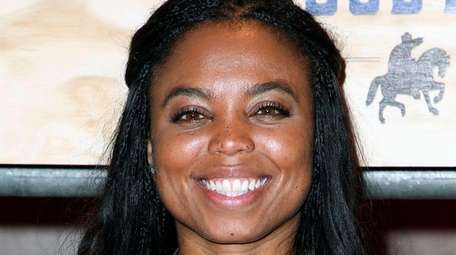 Jemele Hill attending ESPN: The Party 2017 in