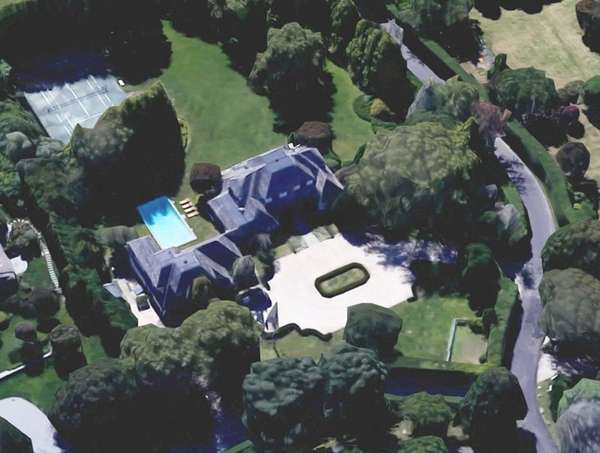 John McEnroe's eight-bedroom Southampton house comes with a