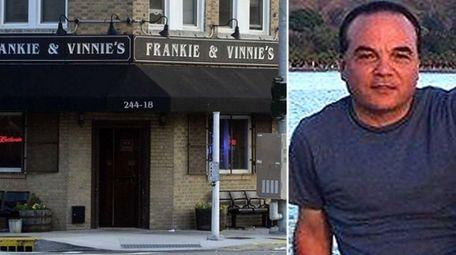 Vincent Calamia, 52, of Floral Park, was sentenced