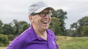 Isles owner Jon Ledecky attended the Islanders golf