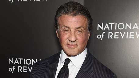 Sylvester Stallone is making