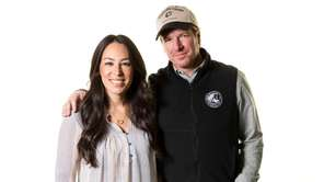 Joanna Gaines and Chip Gaines promote their home