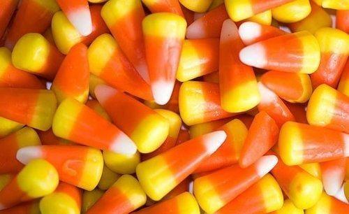 Candy Corn: 84,251 pounds
