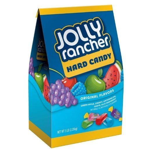 Jolly Ranchers: 412,745 pounds
