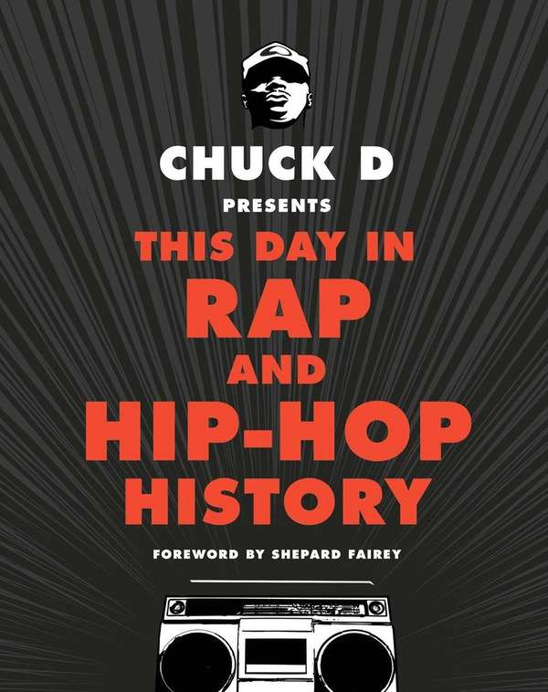 Chuck D's new book is