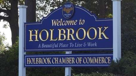 Holbrook, which straddles the Islip and Brookhaven Town