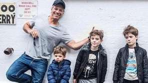 Jon Bon Jovi jumped into a photo for