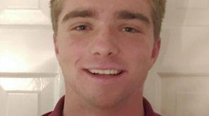 Nate Wright, East Hampton golfer.