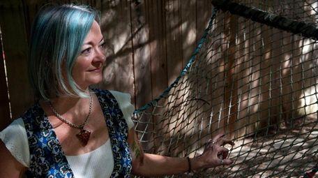 Lorri Stonehocker, who lost her husband in March