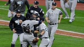 Sparked by two Didi Gregorius homers off Corey