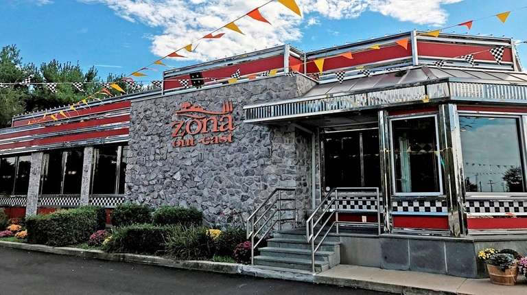 The Rocky Point Townhouse Diner is now Zona