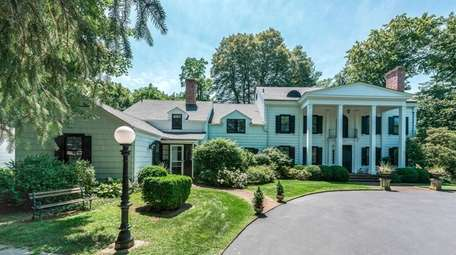 The seven-bedroom home has secrets, such as a