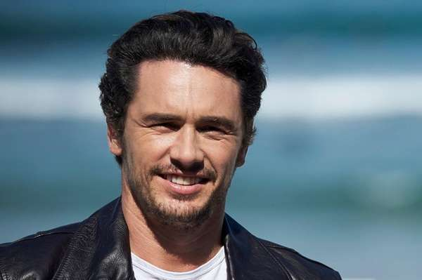 James Franco has roles in 26 films in