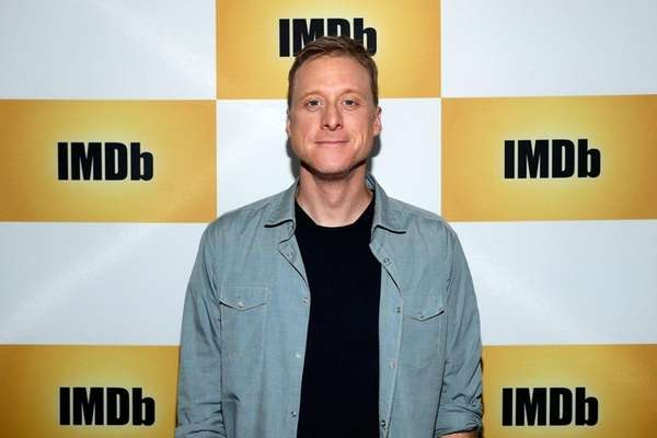Alan Tudyk has dropped out of the production