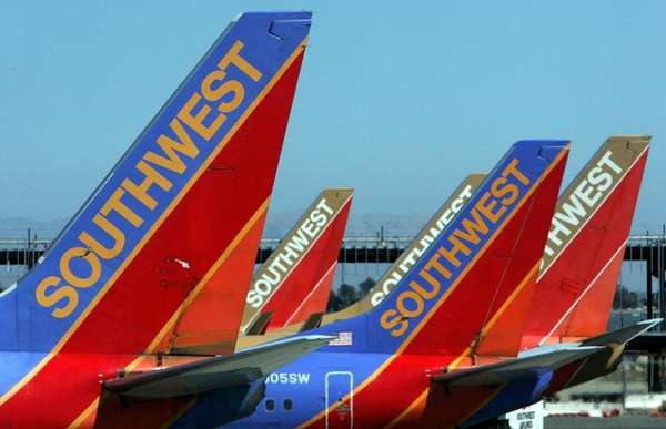 Southwest Airlines, the nation's largest discount airline, says