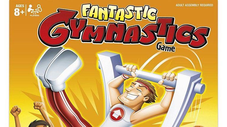 fantastic gymnastics. stick the landing in fantastic gymnastics game