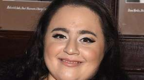 Actress Nikki Blonsky had taken ill and was