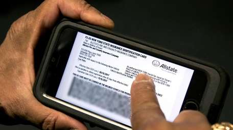 Add your auto insurer's app to your cellphone