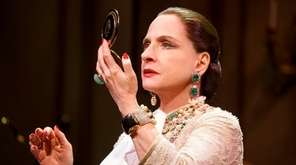 Patti LuPone as cosmetics titan Helena Rubinstein in