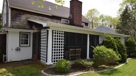A circa-1880 shingle-style Brookhaven home listed for $425,000