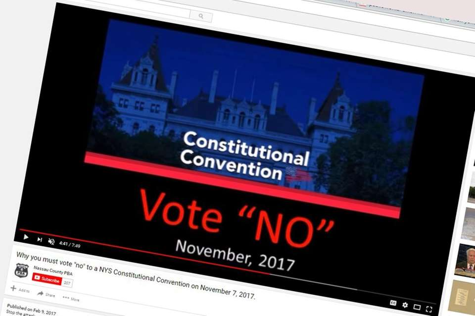 MYTH: A constitutional convention would be a monumental
