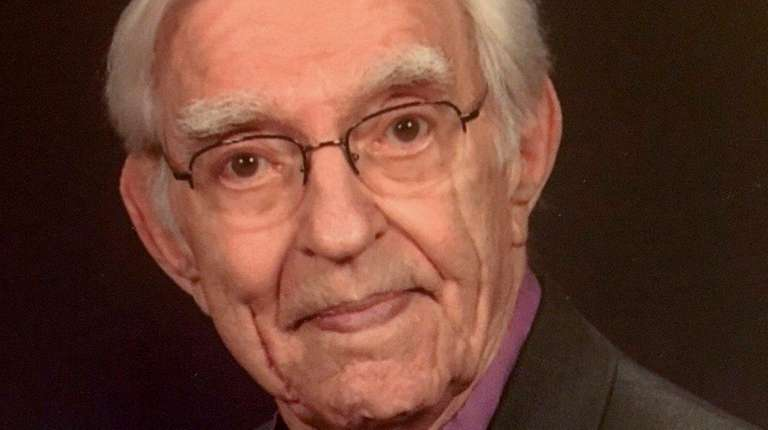 The Rev. Rudolph P.F. Ressmeyer, 93, was key